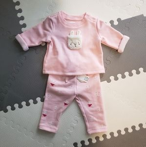 Baby Gap Cozy Two Piece Outfit